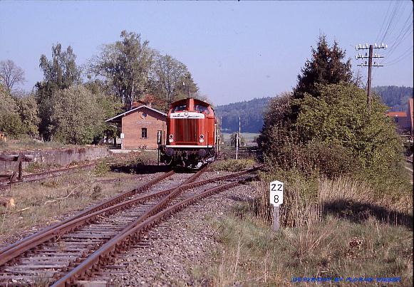 212 100-2 in Wilburgstetten