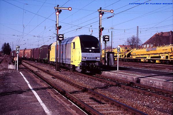 ER 20-009 in Nördlingen