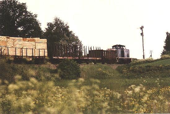 Güterzug mit 212er