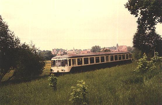 515 Ausfahrt aus Dinkelsbühl