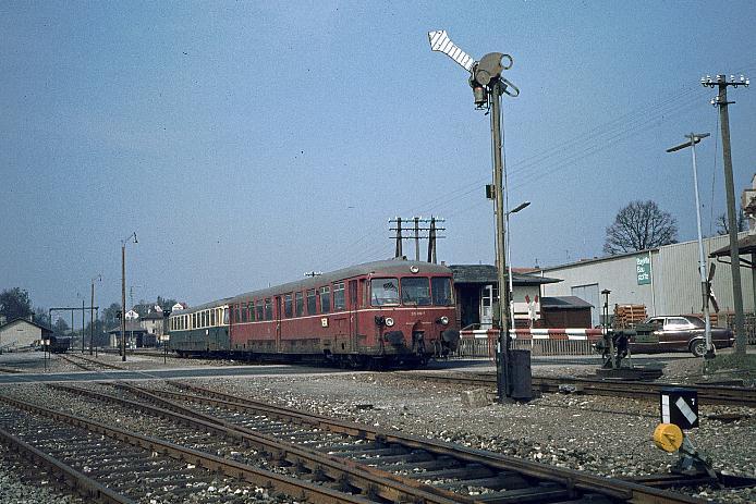 Dinkelsbühl März 1980