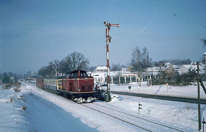 Dinkelsbühl 30.1.1982