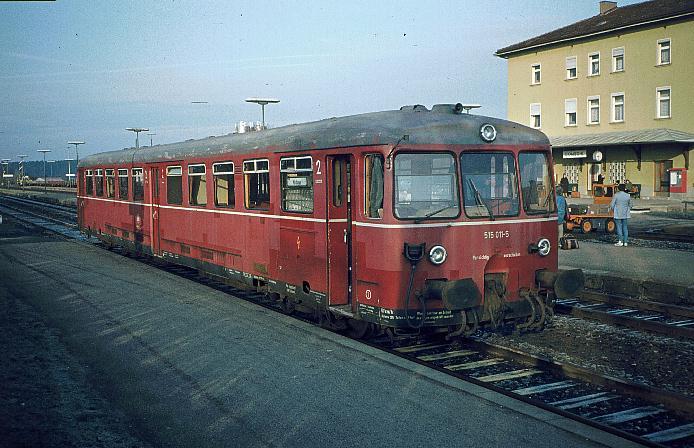 Dombühl 30.3.1983