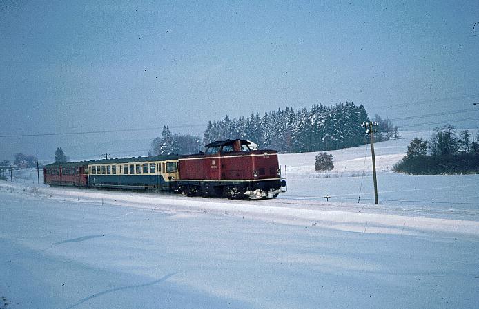 Wilburgstetten 30.1.1982