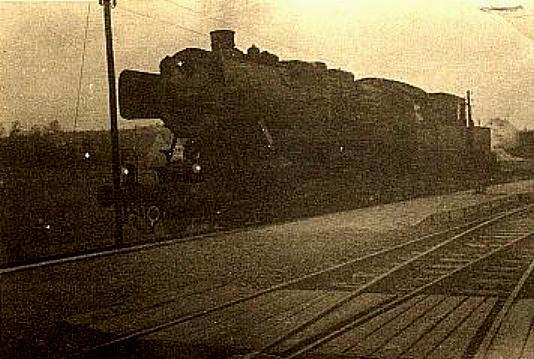 Baureihe 50 mit Kabinentender als Lz