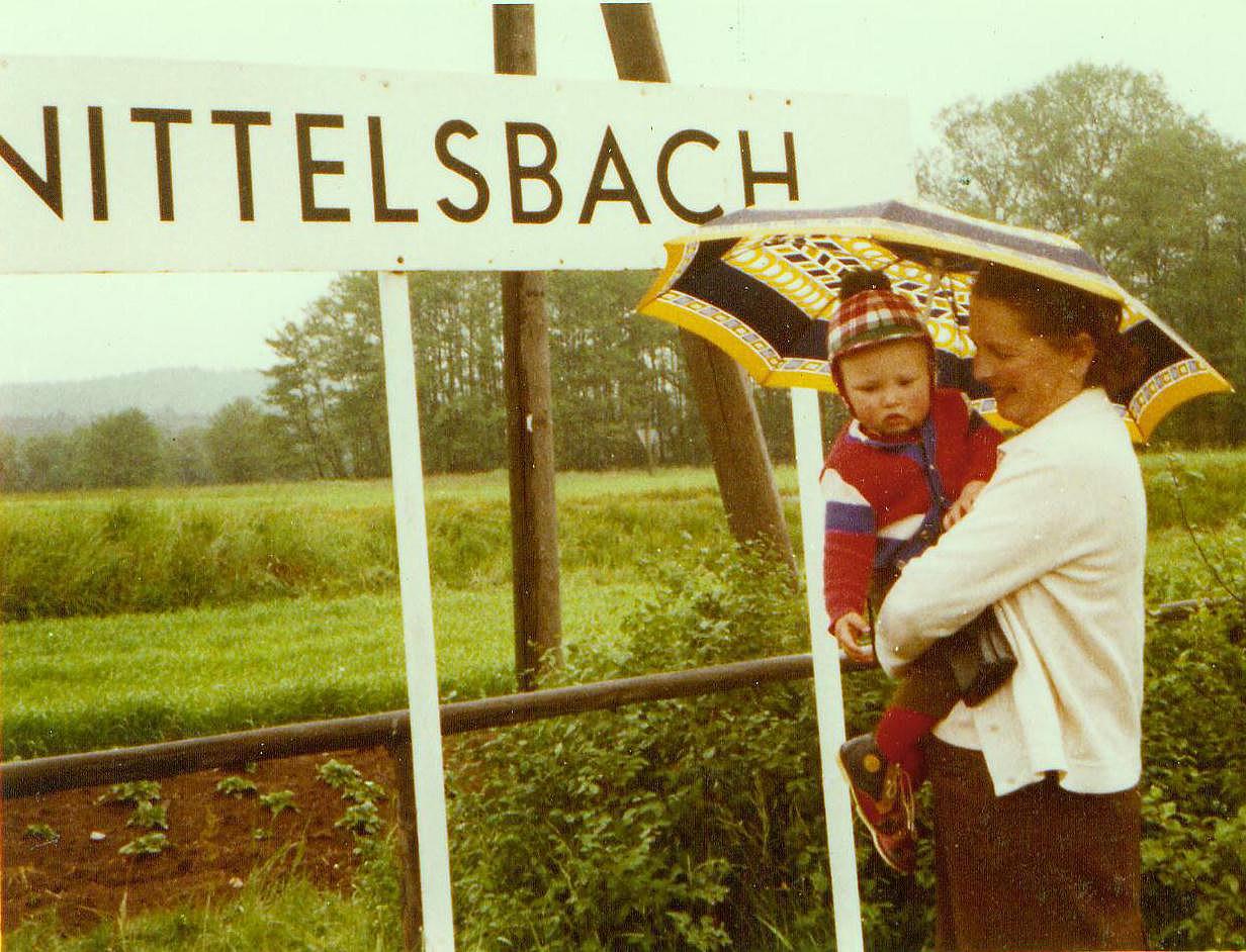 Schild Knittelsbach