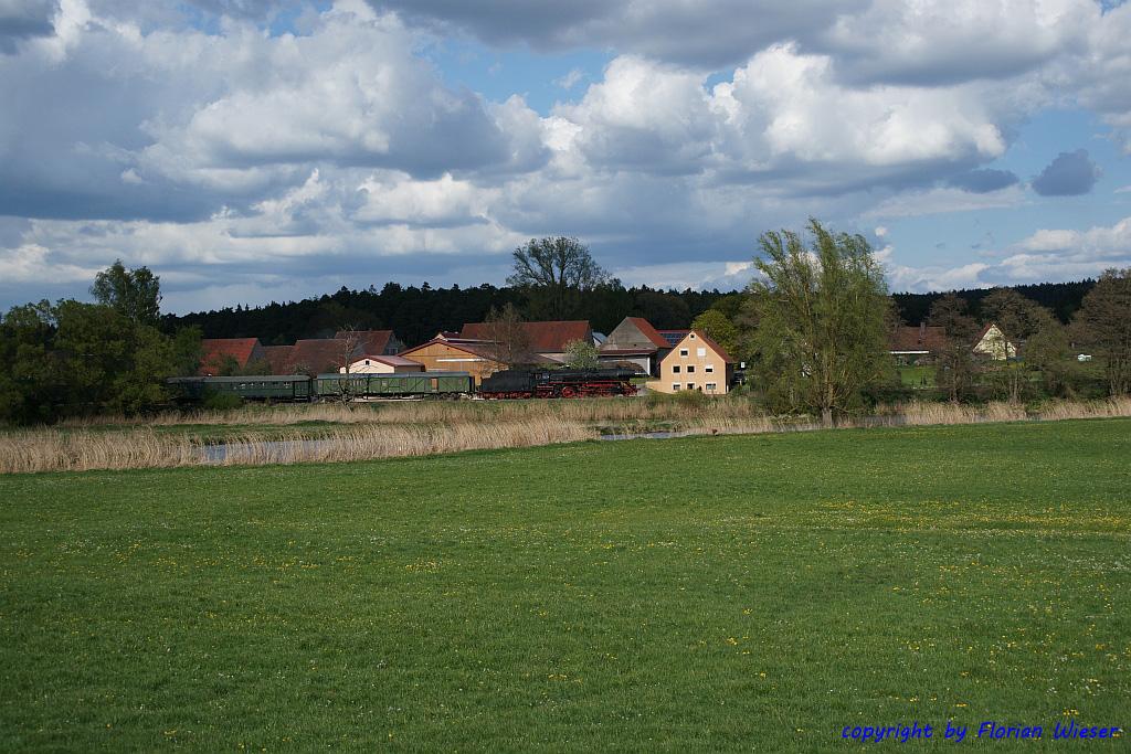 41 1150 bei Knittelsbach Ostern 2014