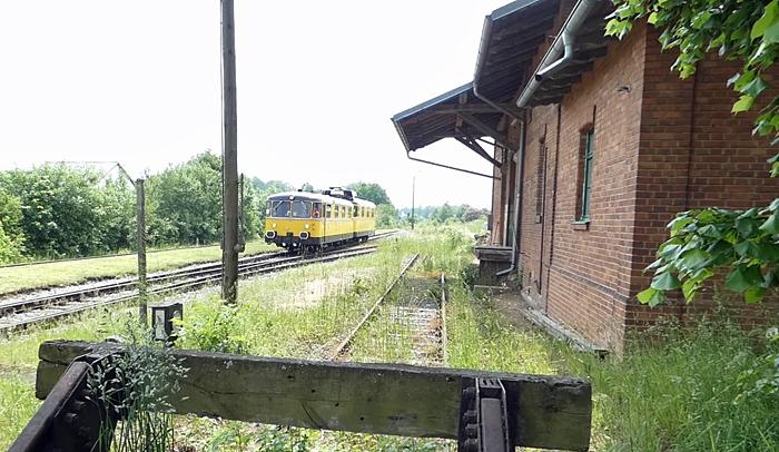 Messzug am 8..6.2021 in Wilburgstetten