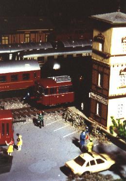 Eigene HO-Bahn