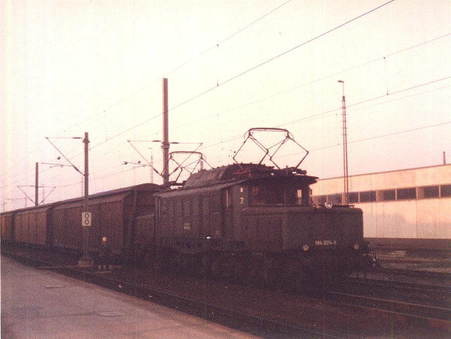194 324-5 Crailsheim 3. Juni 1985