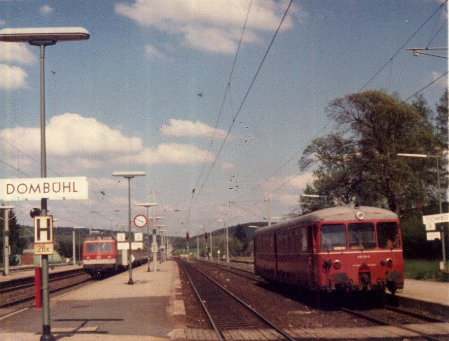 Dombühl 1985