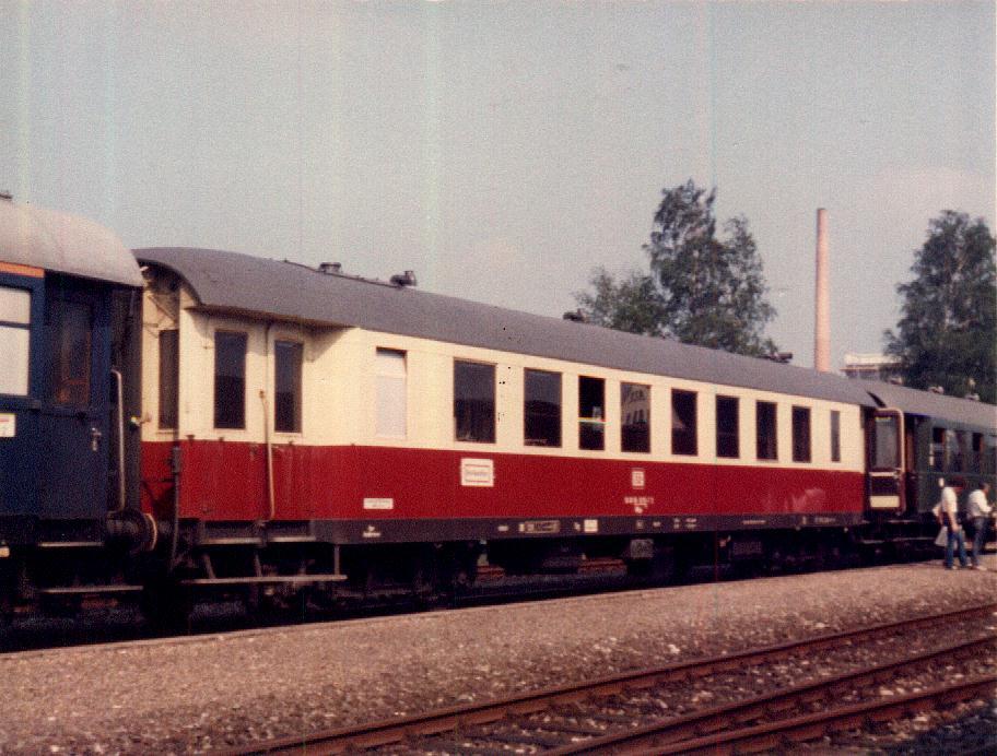 EFZ-Waggon Feuchtwangen 18.5.1985