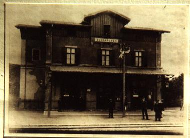 Bahnhof Schopfloch