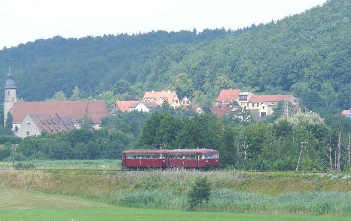 VT 98 Pfalzbahn 27.7.08 Kloster Sulz