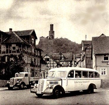 Henschel-Omnibus