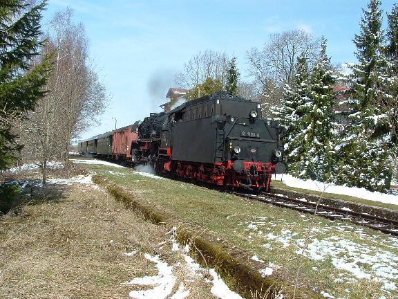 Schopfloch Ostermontag 2008