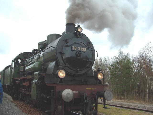 38 3199 in Dinkelsbühl am 8.12.2007