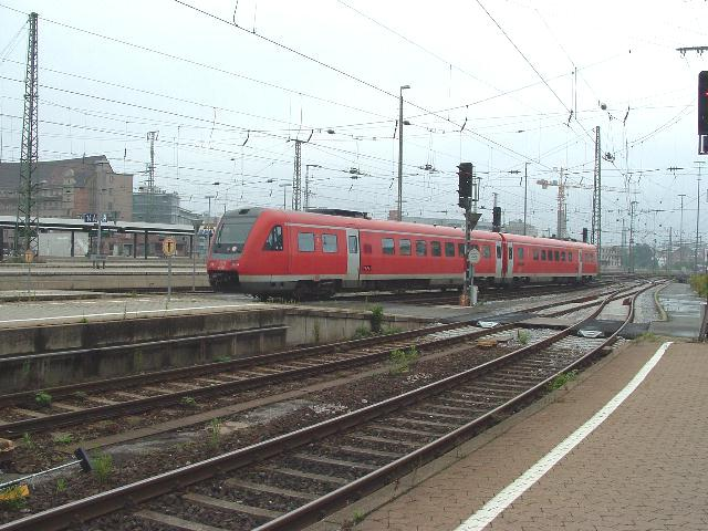 612 in Nürnberg Hbf