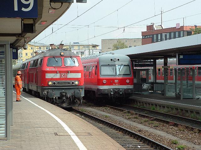 614 in Nürnberg und 218 aus Prag 2007