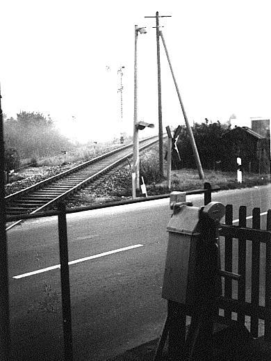 Bahnübergang Feuchtwanger Straße