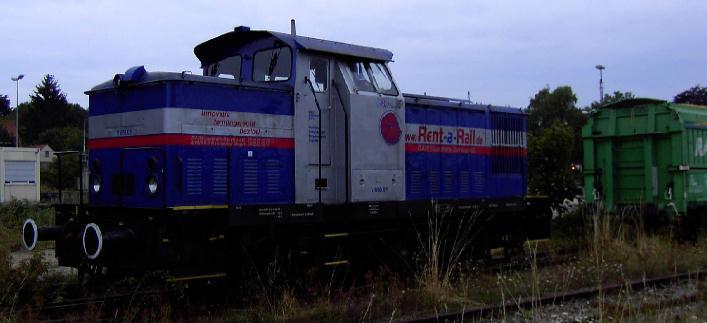 RAR V 650.01 am 10.1.05 in Nördlingen