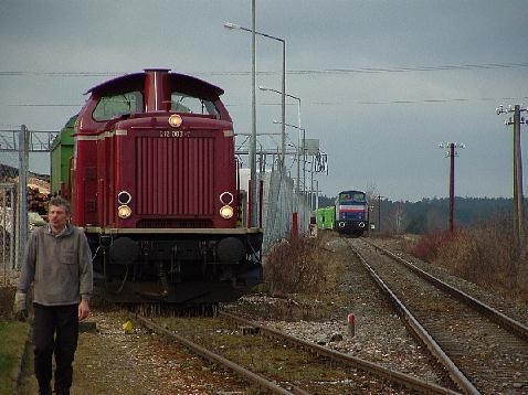212 089-7 und RAR bei Rettenmeier