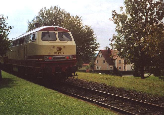 Rheingold durch Schopfloch - Sept 2010