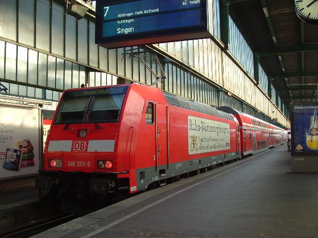 Stuttgart 15.08.09
