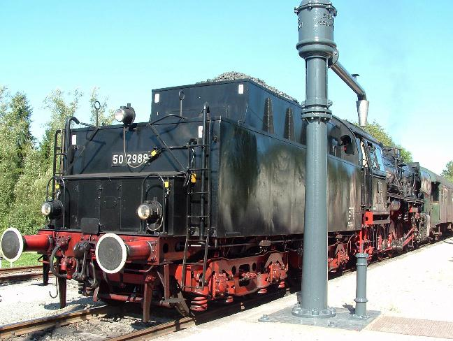 50 2988 in Zollhaus-Blumberg 15.08.09