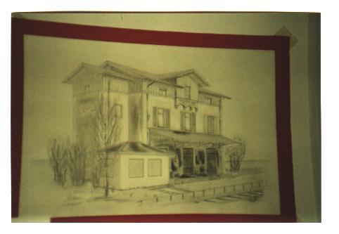 Zeichnung von 1990