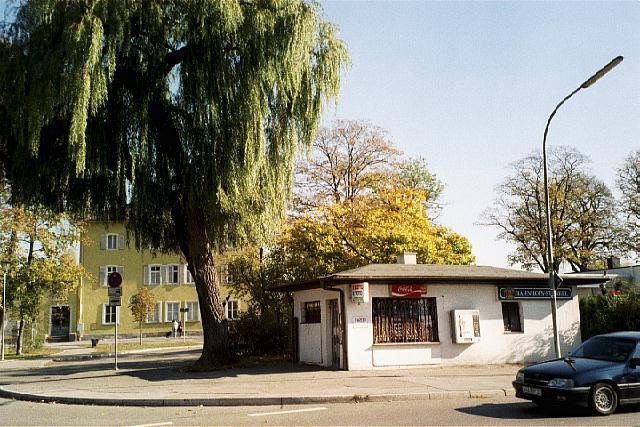 Bahnhofs-Stüberl Herbst 2003