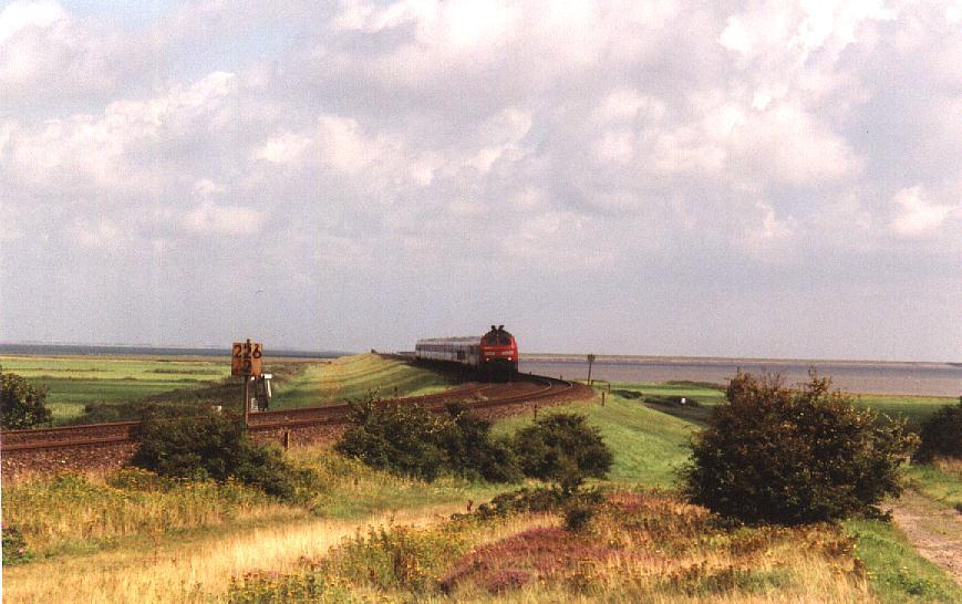 Hindenburgdamm 2001