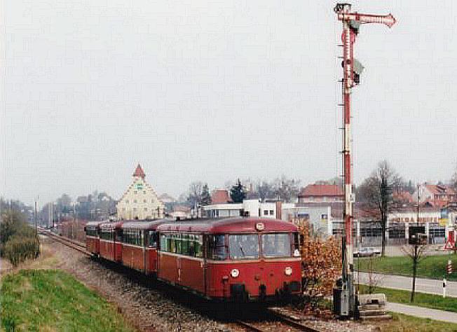 Ausfahrt Szg Dinkelsbühl 16.4.94