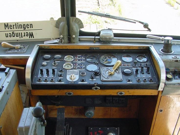 Führerstand VT98