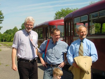 Braun, Dr. Hammer, Huber