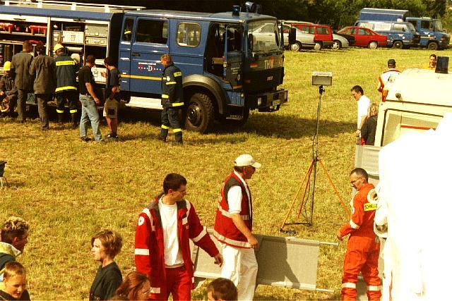 Übung Dombühl 2002