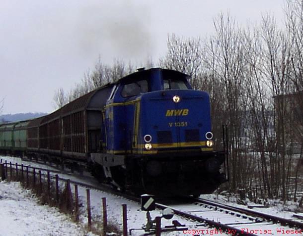 V 1351 MWB in Fremdingen