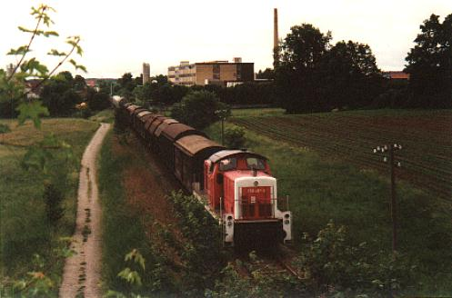290 407-6 am 3.6.1998 in Feuchtwangen