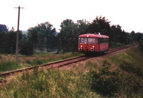 VT 98 des BEM am Kaltenbronner Weiher - 1994