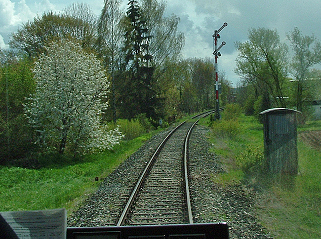 24.April 2016 Einfahrtsignal Nördlingen