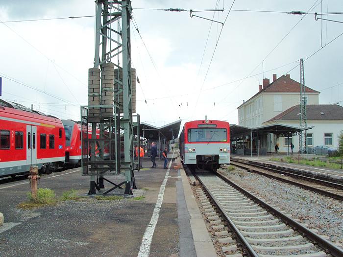 24.April 2016 Bereitstellung in Nördlingen als P2026