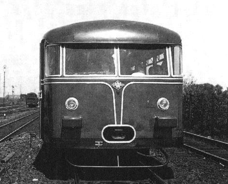 VT 95 Vorserienfahrzeug