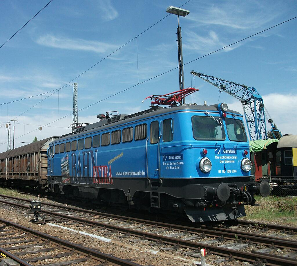 "E 42 ""Beauty-Express"" 25.4.2010 Nördlingen"