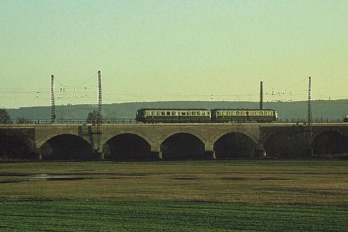 Altmühlbrücke Gunzenhausen 1985