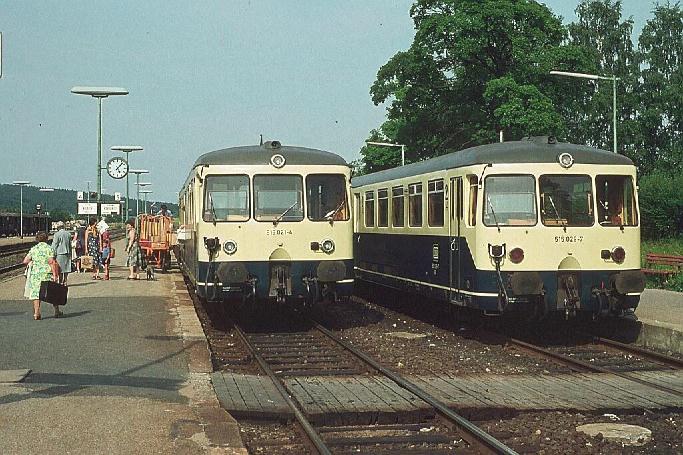 Dombühl 1982