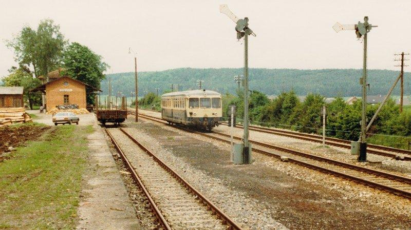 Wilburgstetten 1985